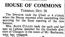 The Times Wed 27 October 1948
