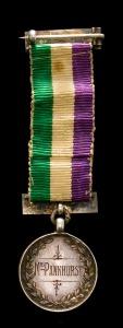 M0564 VersoPankhurst medal med res