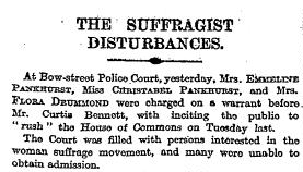 The Times 15 October 1908