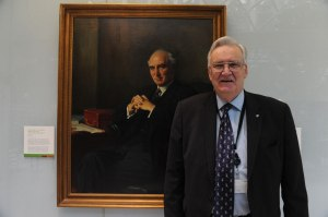 Viscount Simon, grandson of Sir John Simon. © UK Parliament/Jessica Taylor