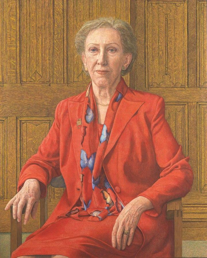 """""""Rt Hon Margaret Beckett MP"""" By Antony Williams WOA 7203"""