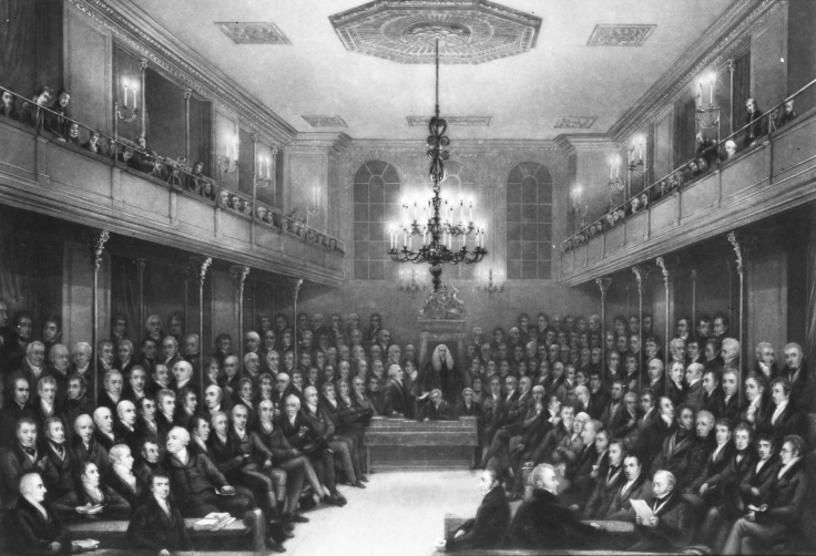 House of Commons, 1821