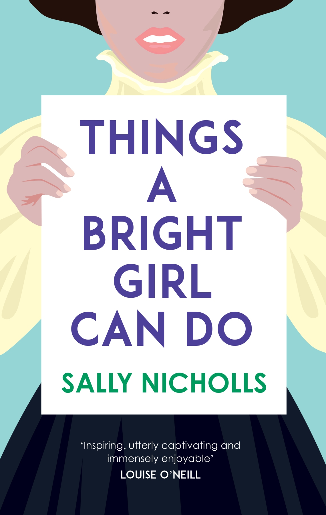 Things a Bright Girl Can Do cover image