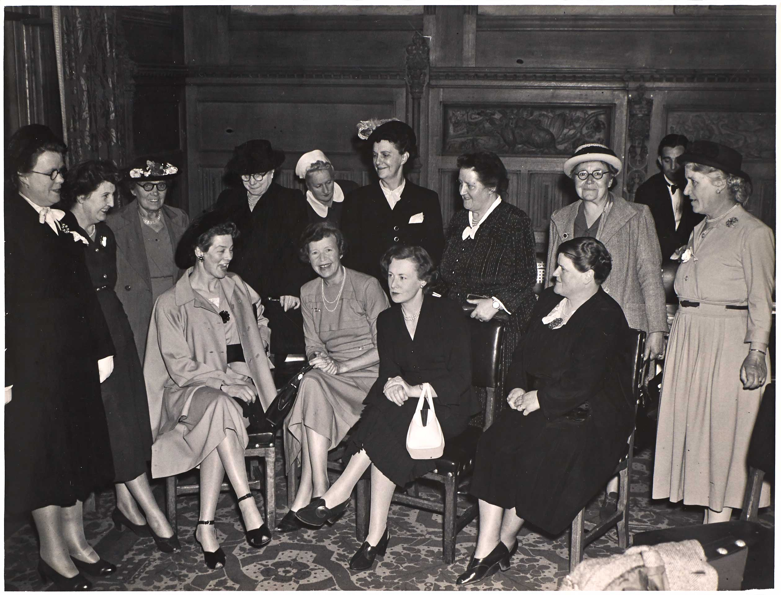 ALL CHANGE! Women and the 1945 General Election – UK Vote 100: Looking  forward to the centenary of Equal Franchise in 2028 in the UK Parliament