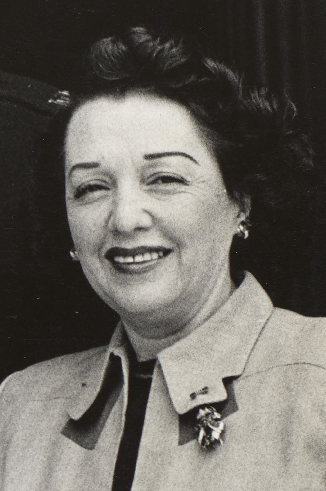 Renee Short. Parliamentary Archives, PUD/14/460