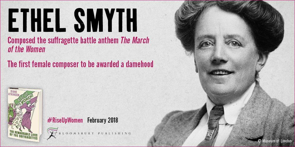 •Ethel-Smyth