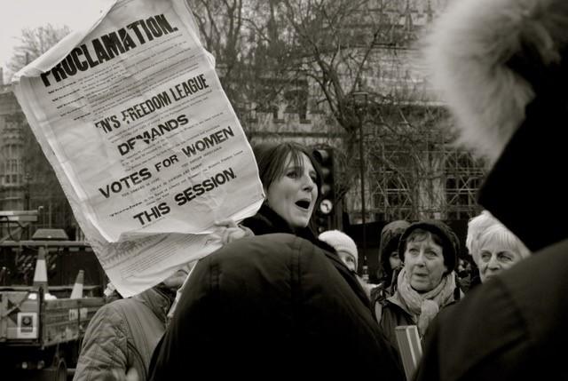 Women on March 4