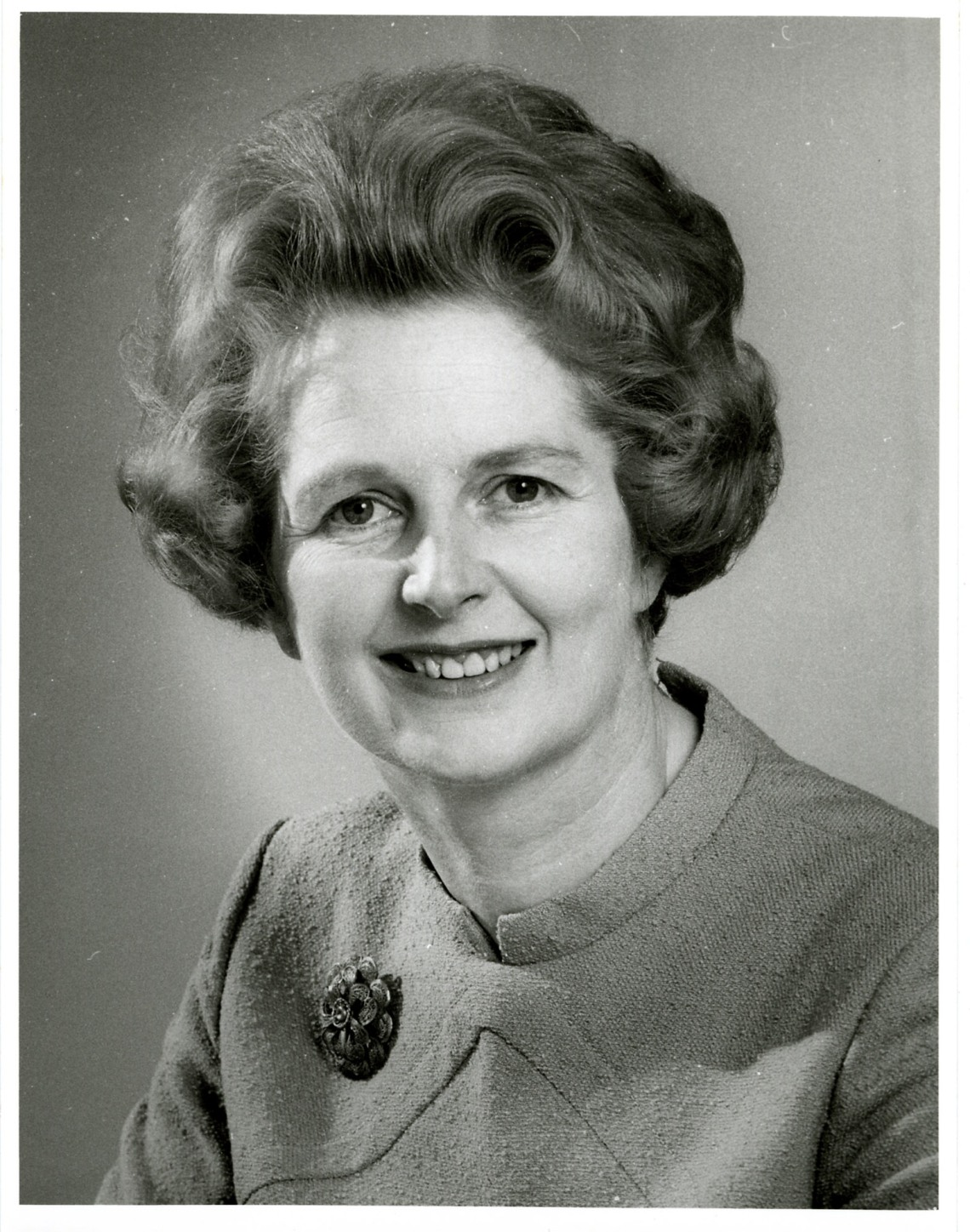 Margaret Thatcher. Parliamentary Archives, PUD/14/727