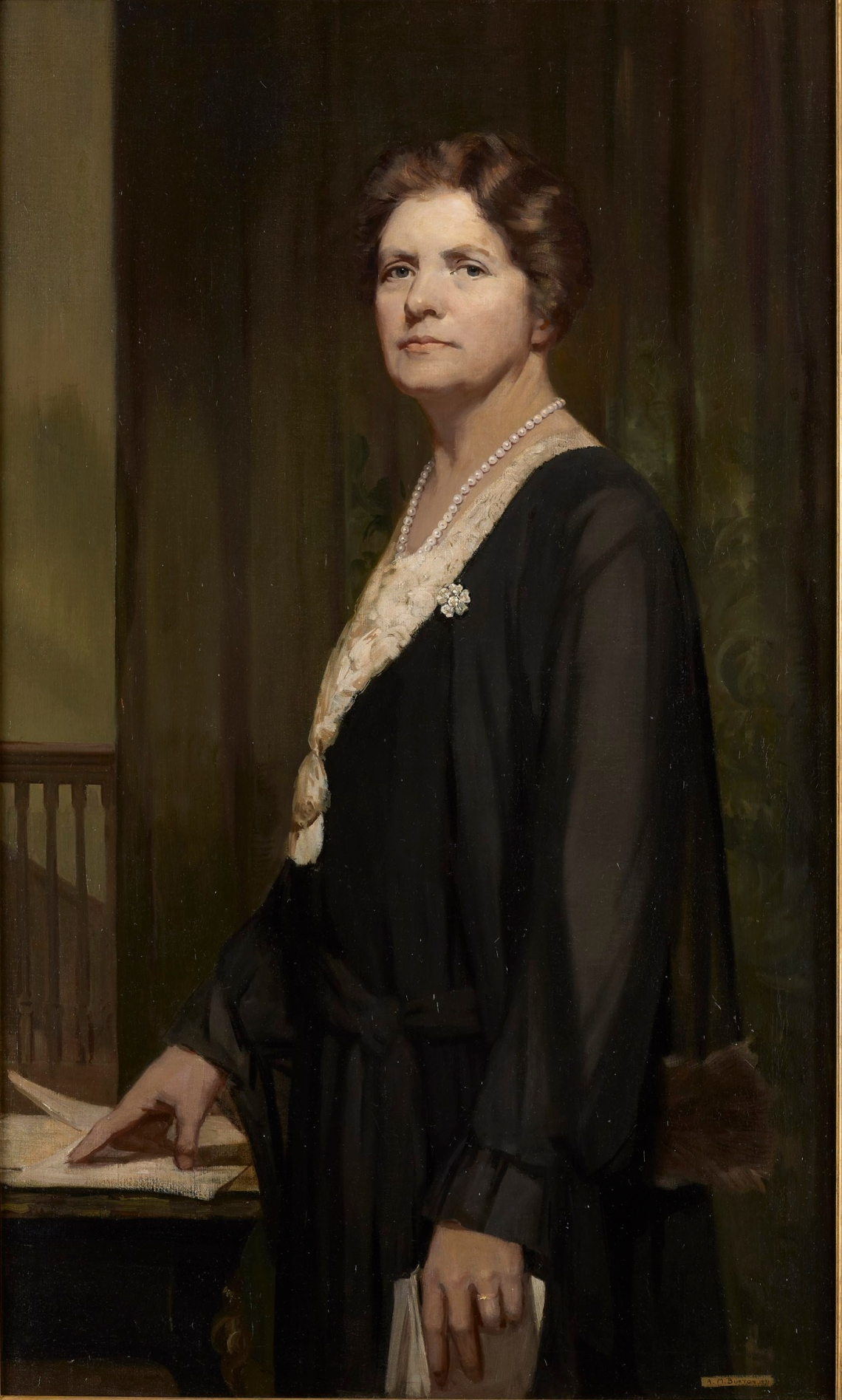 Margaret Haig Thomas by Alice Mary Burton