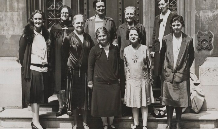 Women Labour MPs 1929, NPG x30000