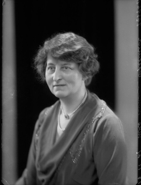 Ida Copeland (née Fenzi) by Bassano Ltd