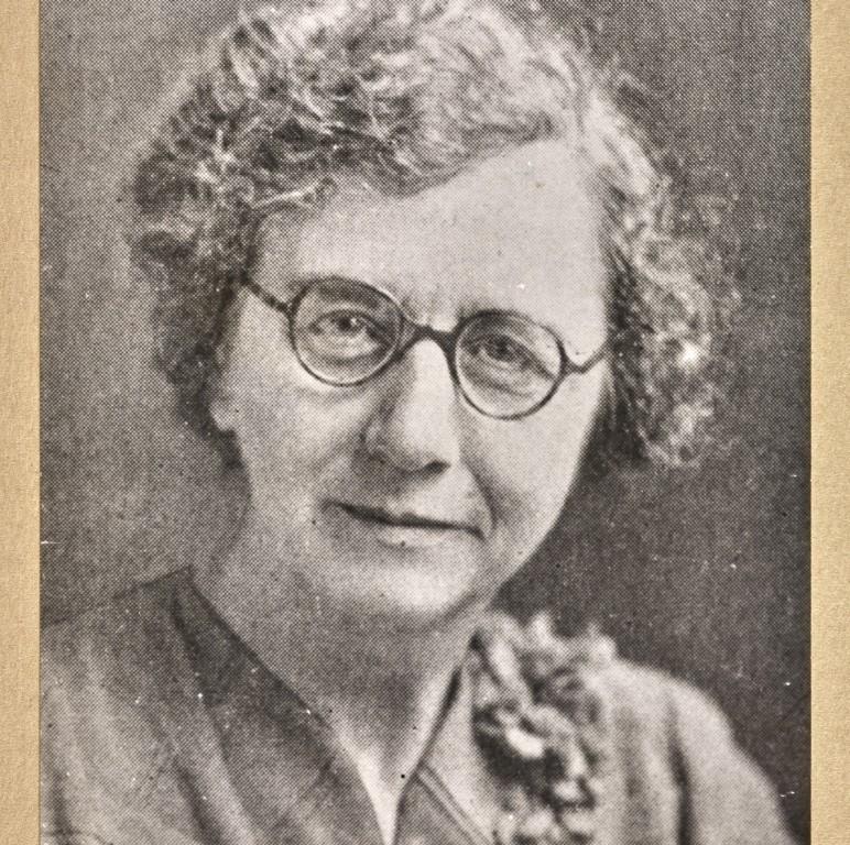 Mrs C M Shaw, Ayr & Butem Kilmarnock. July 1945. © Parliamentary Archives, PHO/9/1/68/3