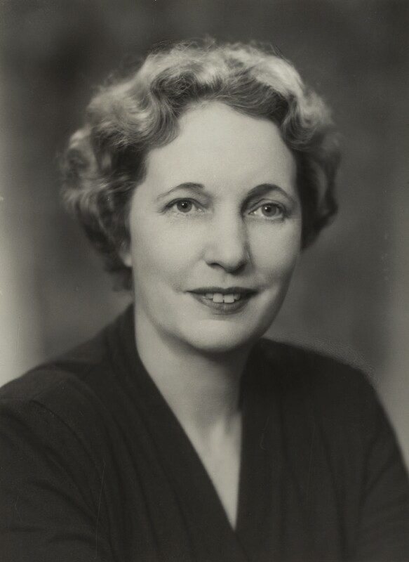 Edith Pitt, National Portrait Gallery