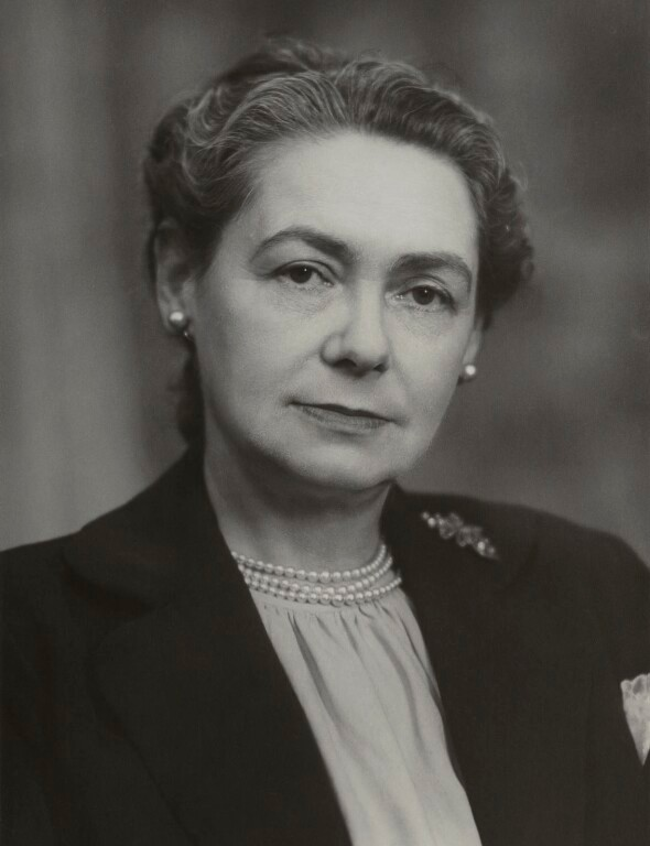 Eveline Hill, National Portrait Gallery