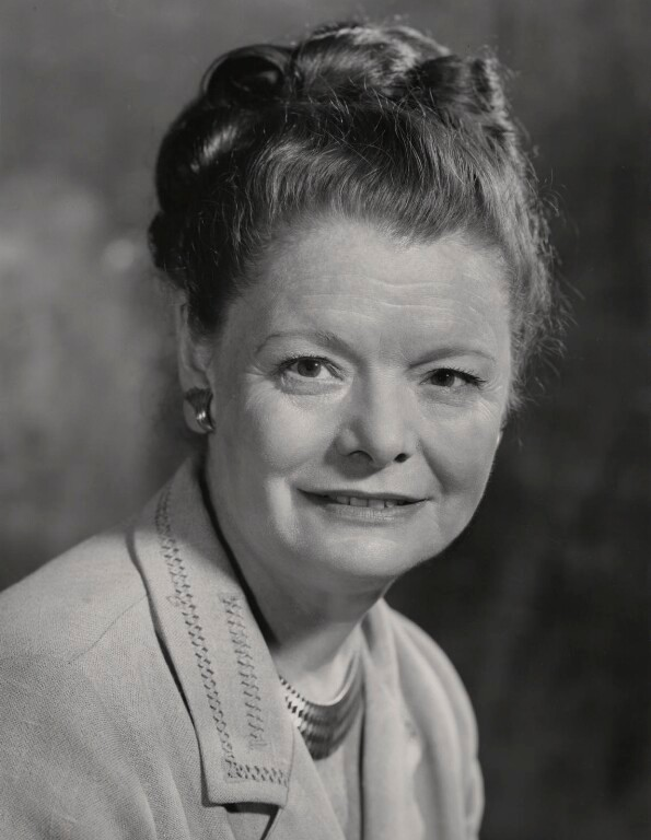 Baroness Hornsby-Smith, National Portrait Gallery