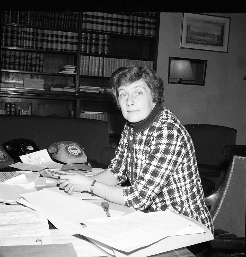 Shirley Williams, Parliamentary Archives, PUD/F/3373