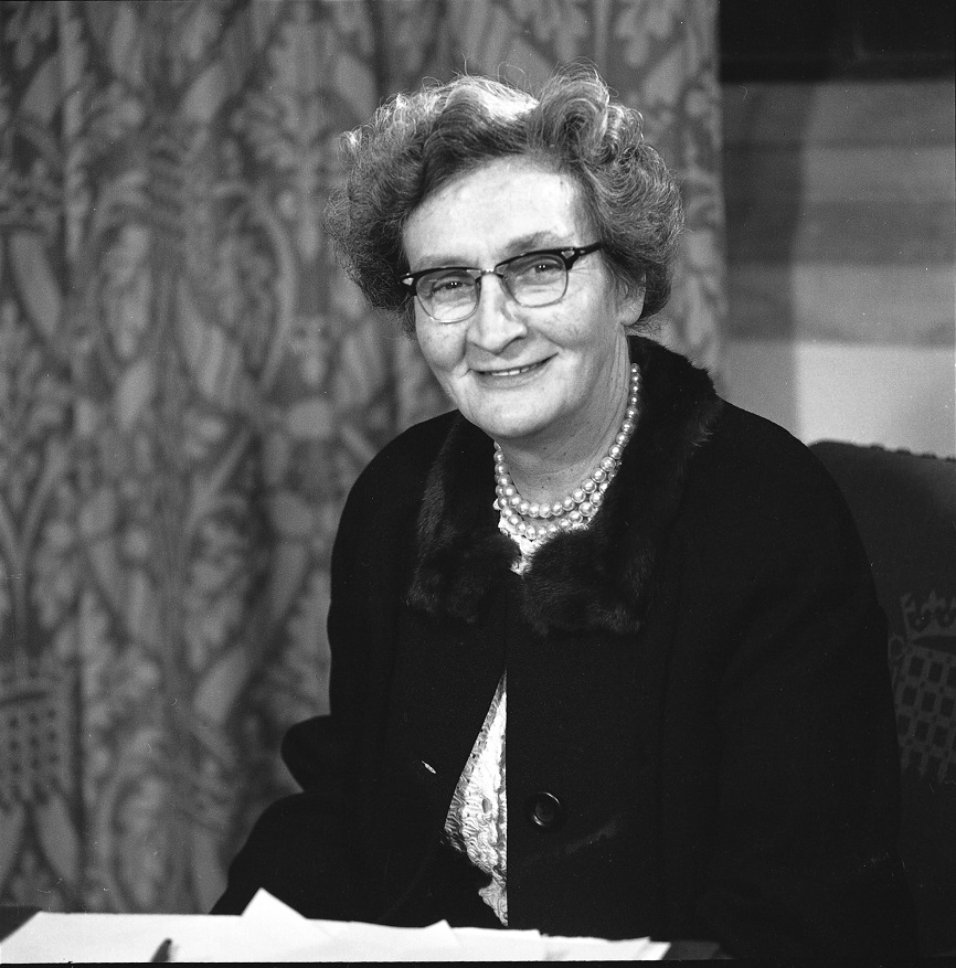 Harriet Slater, Parliamentary Archives, PUD/F/920